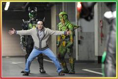 Kamen rider ooo episode 46 part 2 - 100 floors walkthrough