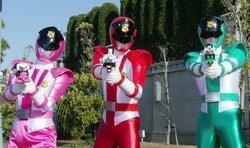 Super Sentai - TV-Nihon