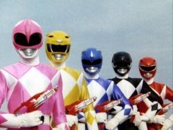 Kyouryuu Sentai ZyuRanger - TV-Nihon