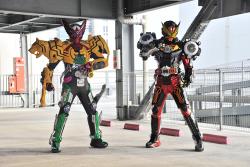 Kamen Rider Zi-O 28 - TV-Nihon