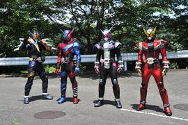 Kamen Rider Zi-O 02 - TV-Nihon