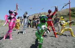 KyuuRanger Space 15 - TV-Nihon