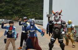 KyuuRanger Space 41 - TV-Nihon