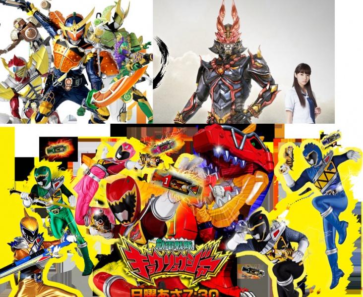 Tokusatsu   #TV-Nihon