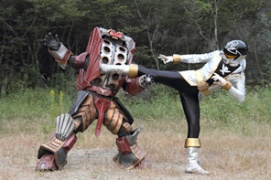 Gokaiger episode 40 tv nihon for Domon episode 39