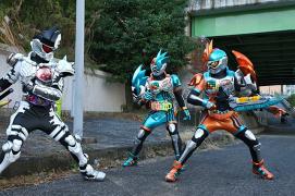 kamen rider snipe episode zero 03