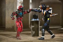 Kamen Rider Build 31 - TV-Nihon
