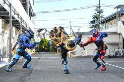 Kamen Rider Build 17 - TV-Nihon